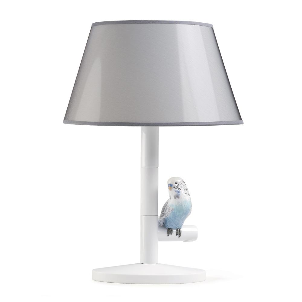 Parrot Night (Right) 01007864 - Lladro Lamp