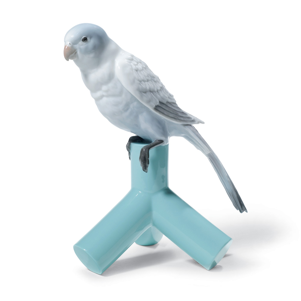 Parrot One 01007852 - Lladro Figurine