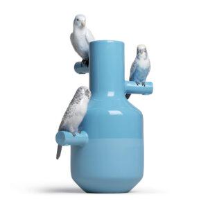 Parrot Parade 01007850 - Lladro Vase