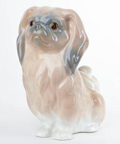 Pekinese Sitting 1014641 - Lladro Figurine