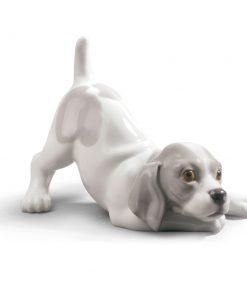 Playful Puppy - Lladro Figurine