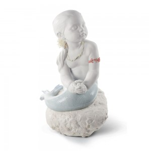 Princess of the Waves 01008713 - Lladro Figurine