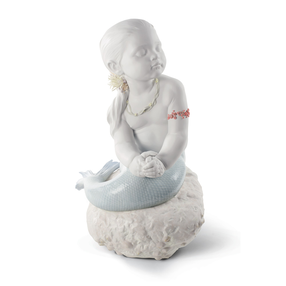 Princess of the Waves 01008713 - Lladro Figurine