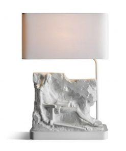Quixote Mural Lamp 1023022- Lladro