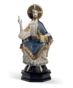 Romanesque Christ - 01001969 - Lladro Figurine