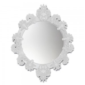 Round Mirror Small 01007785 - Lladro