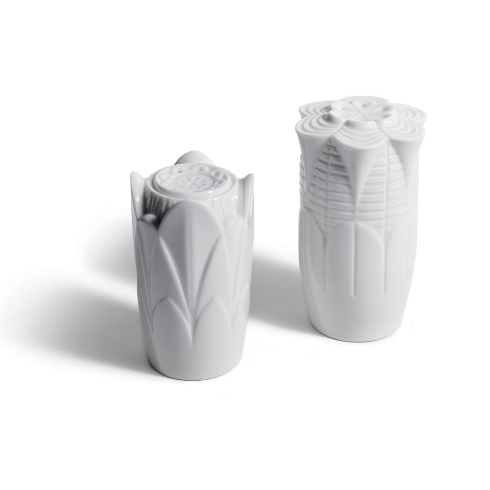 Salt & Pepper Shakers 01007987 - Lladro Shakers