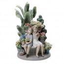 Secrets in the Park 01008506 - Lladro Figurine