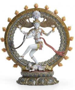 Shiva Nataraja 01001947 - Lladro Figurine