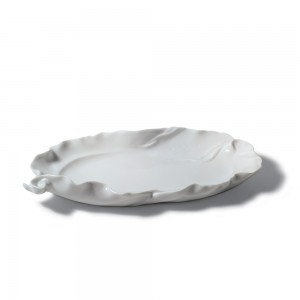 Snack Tray (White) 01007981 - Lladro Tray