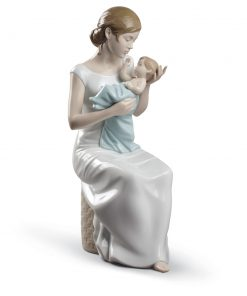 Soothing Lullaby 01008781 - Lladro Figurine
