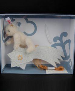 2012 Steiff Ornament Bear 01040099 - Lladro Figurine