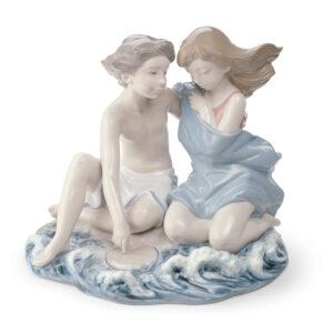Summer Crush 01008508 - Lladro Figurine