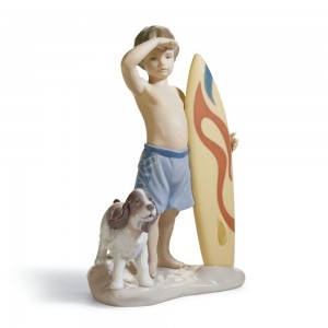 Surf's Up 1008110 - Lladro