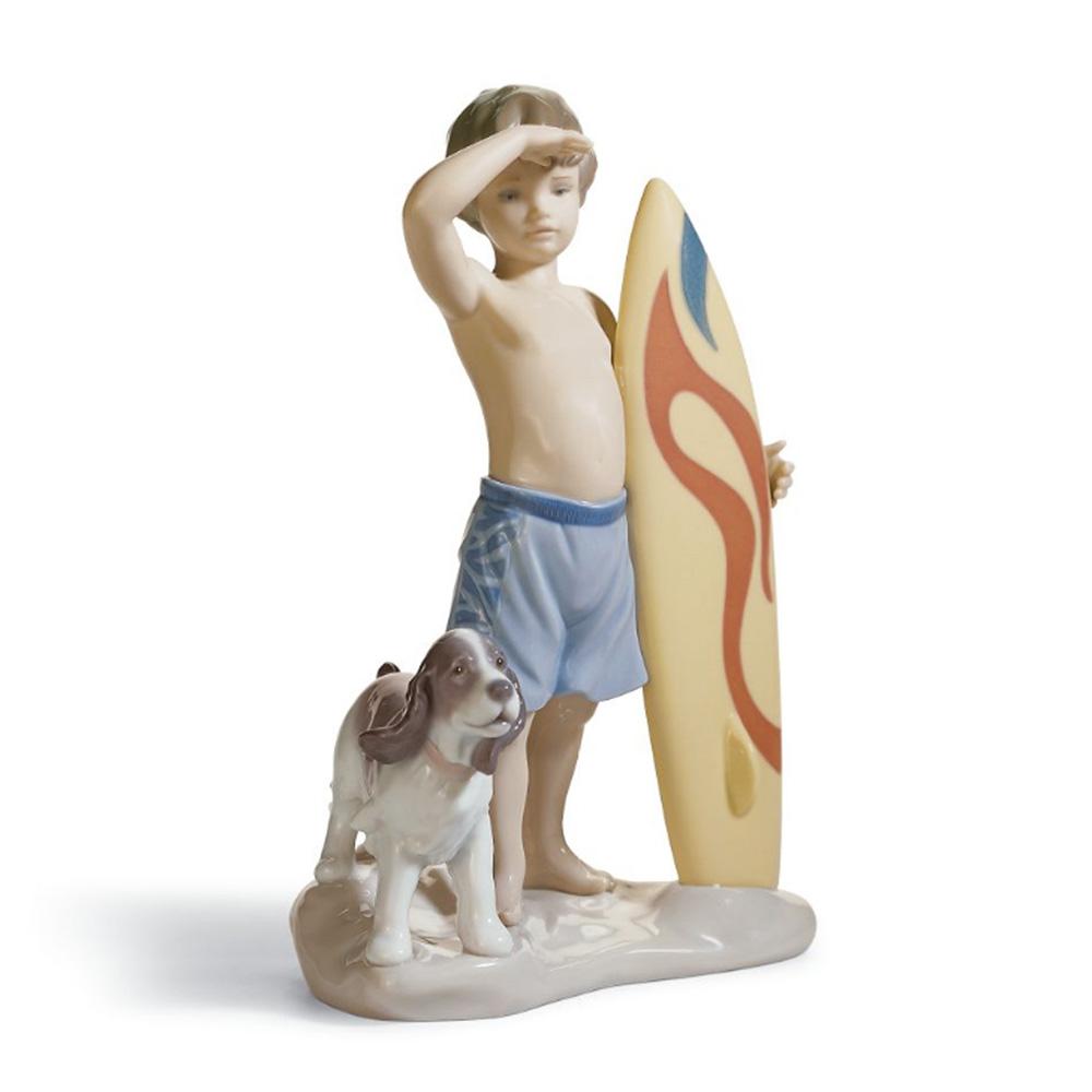 Surf's Up 1008110 - Lladro
