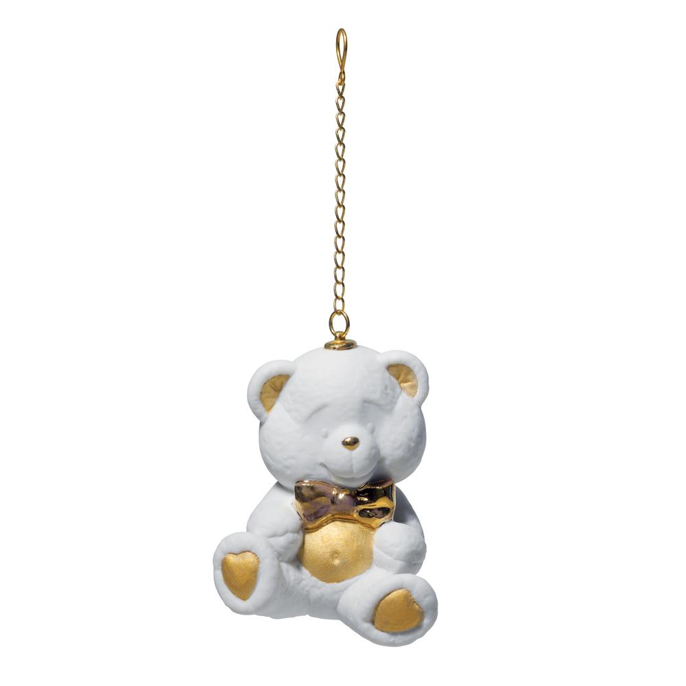 Teddy Bear Ornament 1018370 - Lladro Ornament