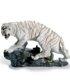 Tiger Mythological 01008562 - Lladro Figurine