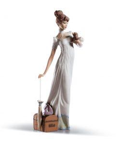 Traveling Companions 1006753 - Lladro Figurine
