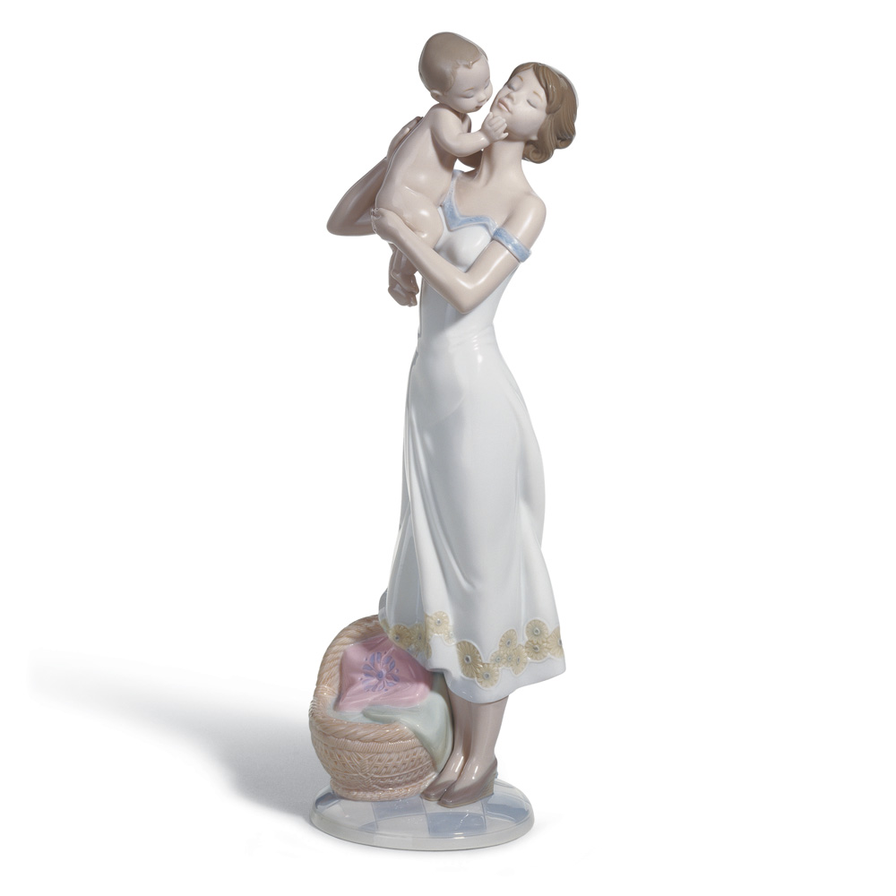 Unconditional Love 01008244 - Lladro Figurine