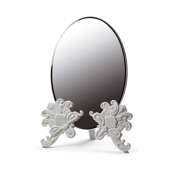 Vanity Mirror (White) 01007829 - Lladro