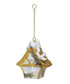 Welcome Home Ornament 1018369 - Lladro Ornament