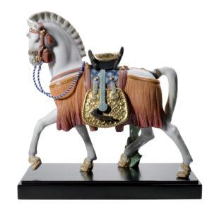 White Horse of Hope 01008577 - Lladro Figurine
