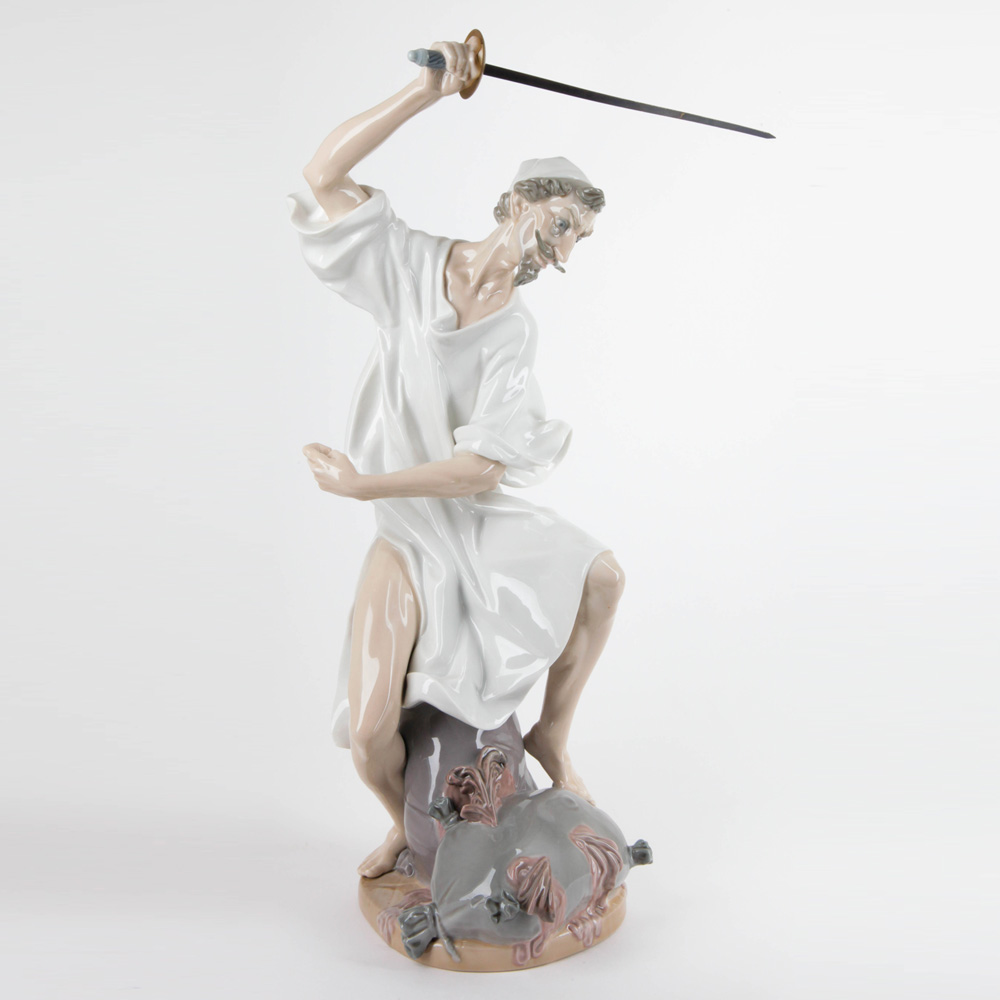 Wrath of Don Quixote 1011343 - Lladro Figurine