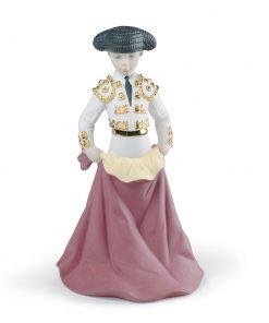 Young Torero 01008497 - Lladro Figurine