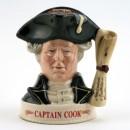 Captain Cook - Royal Doulton Liquor Container