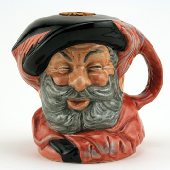 Falstaff D6385 - Royal Doulton Liquor Container