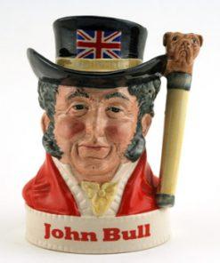 John Bull Var. 1 - Royal Doulton Liquor Container