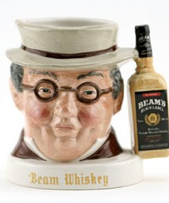 Mr Pickwick (JB Black Label Var. 4) - Royal Doulton Liquor Container