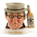 Mr Pickwick (JB White Label Var. 3) - Royal Doulton Liquor Container