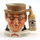 Mr Pickwick (JB White Label Var. 7) - Royal Doulton Liquor Container