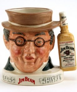 Mr Pickwick (JB White Label Var. 7) - Royal Doulton Liquor Container
