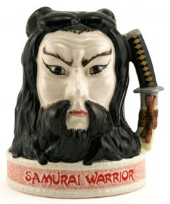 Samurai Warrior - Royal Doulton Liquor Container