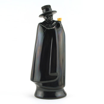 Sandeman Flask, Large - Royal Doulton Liquor Container