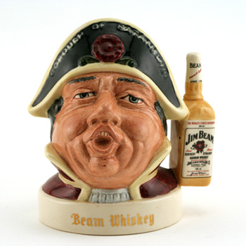 Town Crier of Eatanswill - Royal Doulton Liquor Container