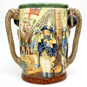 Admiral Lord Nelson - Royal Doulton Loving Cup