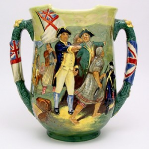 Captain Cook - Royal Doulton Loving Cup