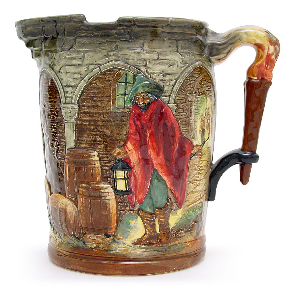 Guy Fawkes Jug - Royal Doulton Loving Cup