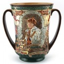 King Edward VIII Coronation Loving Cup (Large) - Royal Doulton Loving Cup
