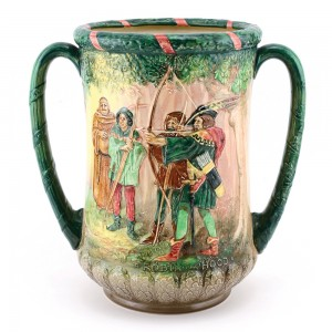 Robin Hood - Royal Doulton Loving Cup