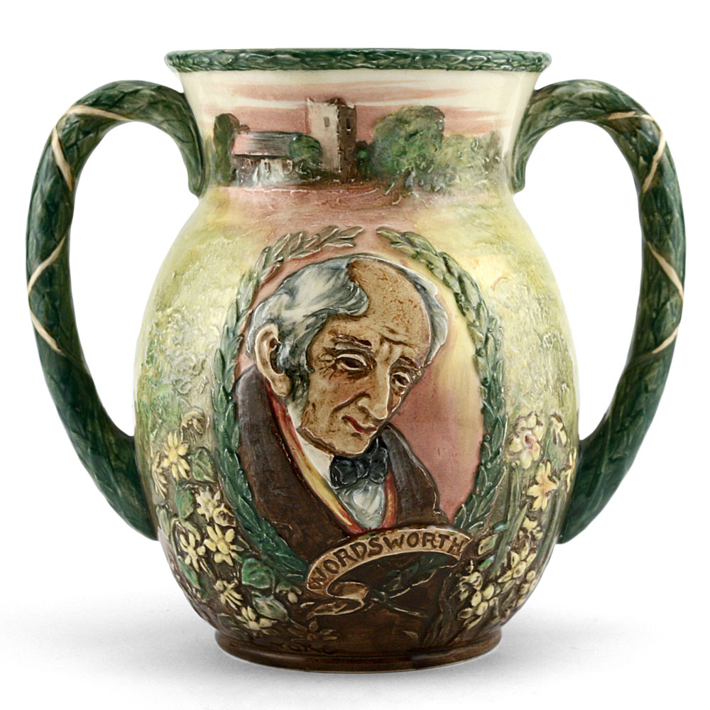 William Wordsworth - Royal Doulton Loving Cup