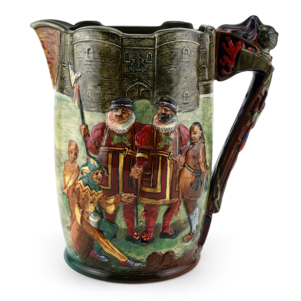 Tower of London Loving Cup - Royal Doulton Loving Cup
