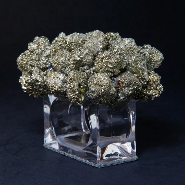 Kathryn McCoy Napkin Ring Pyrite