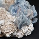 Kathryn McCoy Votive Small Desert Rose Blue Calcite 2