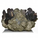 Kathryn McCoy Votive Small Pyrite and Black 3