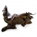 Fossilized North American Horse