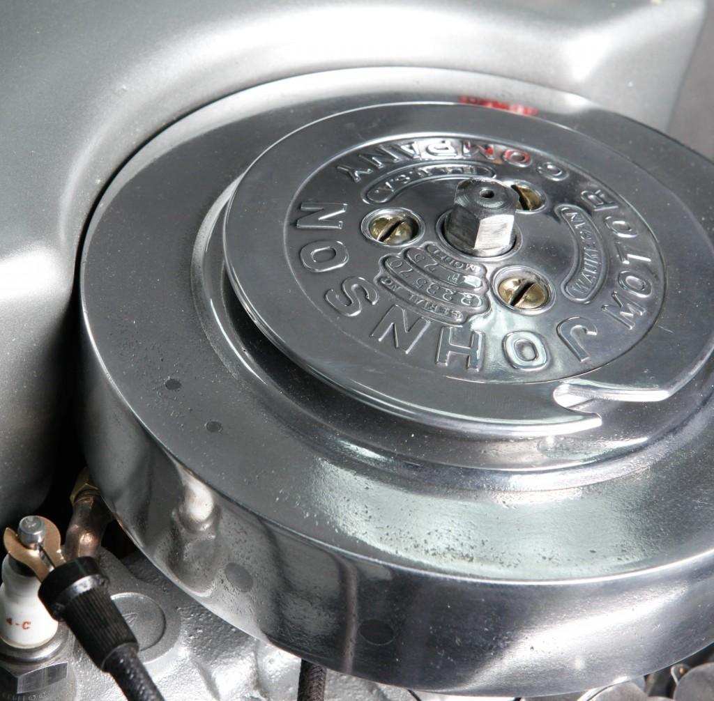 Johnson MF75 1935 Boat Motor